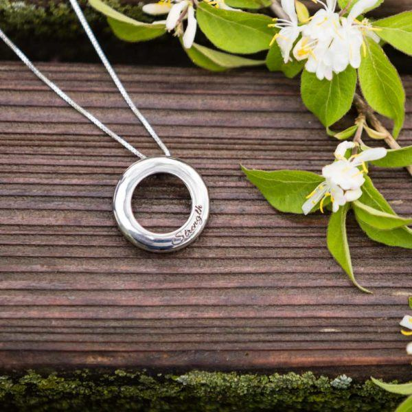 Circle Of Life Pendant Without Token Sharing Solace