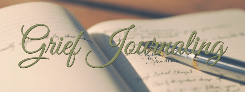Top 5 Tips for journaling about grief